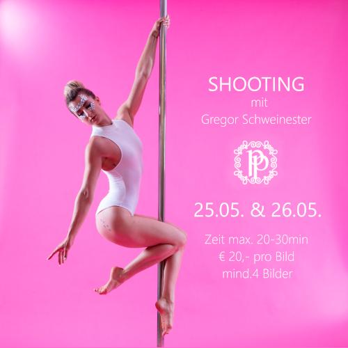 Indoor Shooting mit Gregor Schweinester